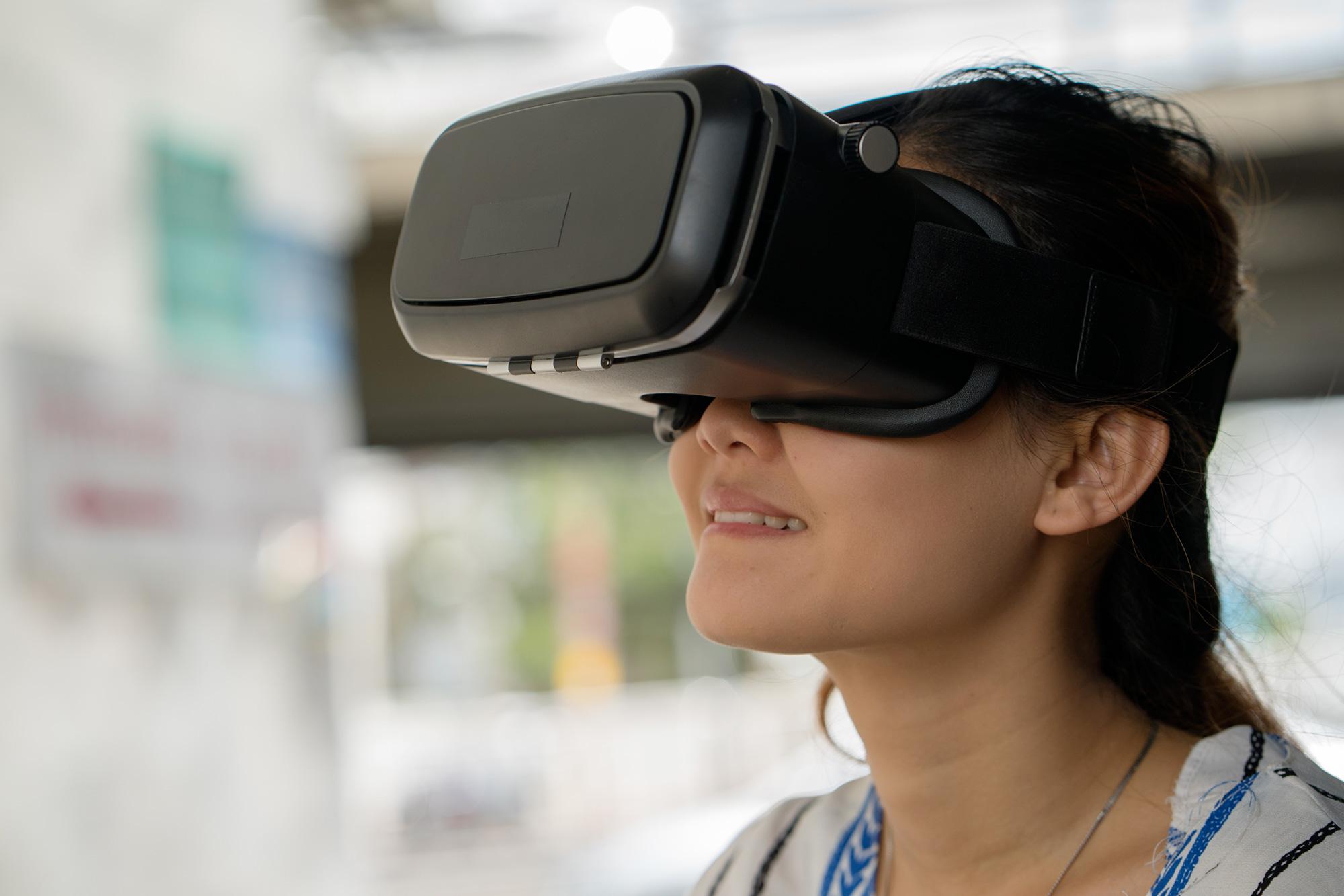Thérapie par exposition virtuelle (TERV)